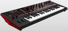 Roland - JD-Xi | Interactive Analog/Digital Crossover Synthesizer