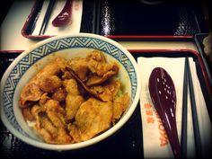Spicy Yakiniku Pork Bowl Spicy