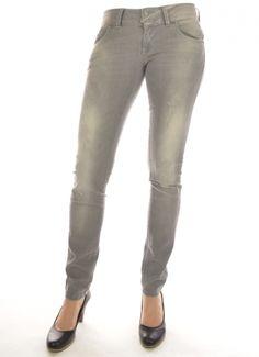 JEANS DAMES MOLLY grijs LTB Jeans