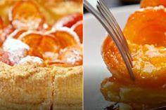 Doar 5 minute de preparare, 2 ore la frigider și tortul delicios fără coacere este gata! - Bucatarul French Toast, Cheese, Gem, Breakfast, Sweets, Pie, Morning Coffee, Jewels, Gemstone