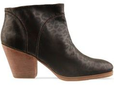 Rachel Comey MARS boots .  Bought these.  Love them. Have no clue how I'm going to wear them.