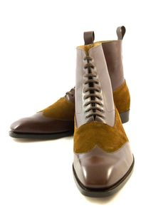 The Clarence Clifford Balmoral Boot is the dressiest boot there is.