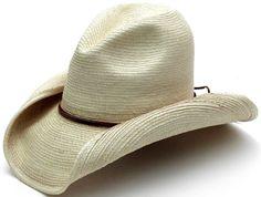 Alligator Palm Cattleman Cowboy Hat  ab85871a4a76