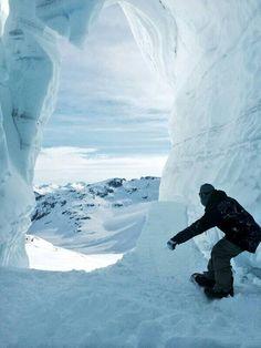 A ty jaki chciałbyś mieć teraz widok z okna? http://www.snowboardowy.pl #snowboard #snowboarding