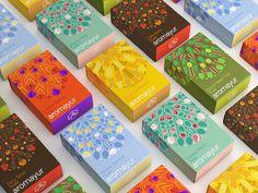 Bekijk dit @Behance-project: \u201cAromayur - Identity & Packaging Design\u201d https://www.behance.net/gallery/50868961/Aromayur-Identity-Packaging-Design