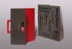 35 Creative Presentation Folder Designs for Identity Branding Magazine Design, Map Design, Print Design, Folders, File Folder, Company Profile Design, Stationary Branding, Stationery, Corporate Profile