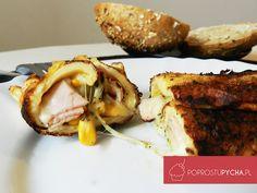 Omletowy wrap! :) Czyli omlet na śniadanie trochę inaczej. Co o tym sądzicie ? :)