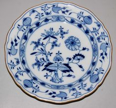 Meissen. plate.