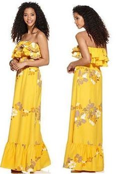 Cute Maxi Dresses for Spring