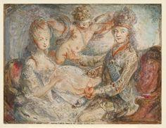 Tea at Trianon: Louis XVI and Marie-Antoinette: Did They Love Each Other?