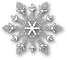 Memory Box Demi Snowflake Craft Die