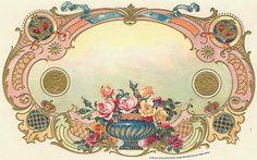 Mariages Rétro: Etiquettes vintages pour vos créations
