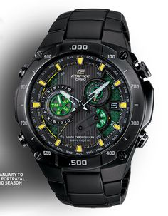 Watches - Mens Watches | Casio: Edifice