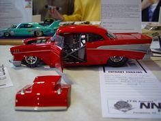 57 Chevy Car Model.