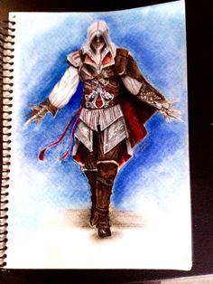 Assassin's Creed-Ezio
