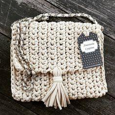 imágenes Crochet MANO BOLSO Pinterest Mejores 91 TRAPILLO de en 6wq8O5