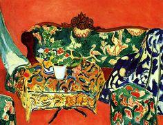 bofransson: Seville Still LIfe Henri Matisse - 1910-1911