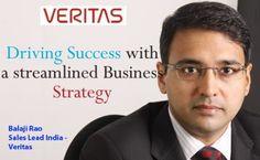 Veritas Software Technologies India Pvt. Ltd
