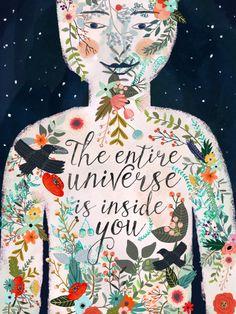The entire universe2