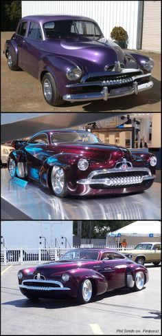 Holden Efijy. This Australian concept car was produce in commemoration of the very popular 1953 FJ Holden.(top pic).The efijy boasts a GM 6.0 litre V8 alloy  supercharged engine,GM four-speed electronic automatic transmission,Glass fibre bodyshell  and Height adjustable airbag suspension units with electronic control.