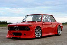 Modified BMW 2002.