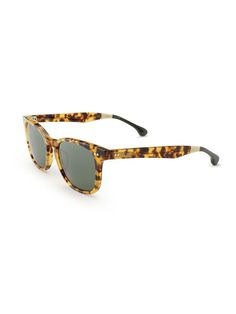 99c422ecab We ve given the timeless tortoise shell sunglass frames a special touch  with our signature