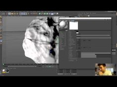 Tutorial | How to Model and Texture an Asteroid / Rock in Cinema 4D