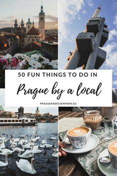 50 fun things to do in Prague - Prague and elsewhere - - Did you book a trip to Prague? Check my list of 50 fun things to do besides the obvious sightseeing points! Travel Europe Cheap, Europe Travel Guide, Backpacking Europe, European Travel, Europe Destinations, Cool Places To Visit, Places To Travel, Bucket List Europe, Prague Travel