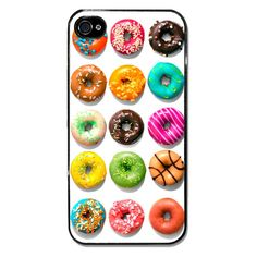 #ciambella #ciambelle #donut #donuts #dolci #cioccolato   Cover per iPhone e Samsung Galaxy, smartphone case, tutte personalizzabili e con grafiche allegre e colorate a tema moda, bellezza, fashion, makeup, macaron, cupcake, cioccolato, dolci, caramelle, quadri, arte, viaggi!  Gattablu Shop Online: www.gattablu.it