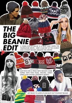 Custom beanie manufacturer.   Visit thesaucesuppliers.com.  FALL / WINTER - The Sauce Suppliers | Private Label Manufacturing Cool Beanies, Knit Beanie, Must Haves, Fall Winter, Stripes, Seasons, Warm, Cool Stuff, Knitting