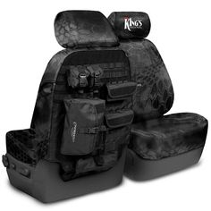 King's Arsenal Tactical seat covers. Yesssss