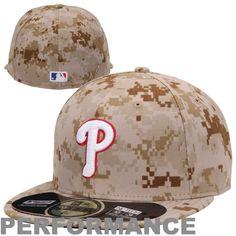 New Era Philadelphia Phillies 2013 Stars   Stripes 59FIFTY Fitted  Performance Hat - Digital Camo Digital 9cd36c14c9c8