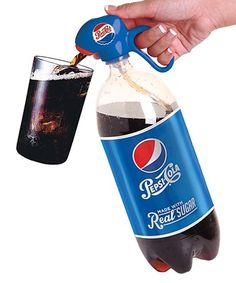 Look what I found on #zulily! Pepsi Heritage Soda Dispenser #zulilyfinds