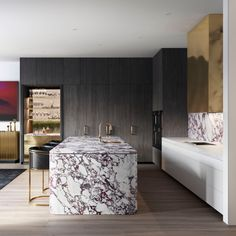 How the new Fawkner House apartments will stand out in one of Melbourne's most exclusive pockets