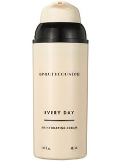 Unlike most products with coconut oil, which tend to have a tropical scent, Beautycounter Every Day AM Hydrating Cream is fragrance-free