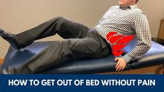 Is the thought of getting out of bed in the morning a nightmare? In this video, Dr. Joseph, MI chiropractor) gives you some tips on how to get out . Low Back Pain Relief, Neck And Back Pain, Decompression Therapy, Sciatic Nerve Relief, Chiropractic Center, Low Back Stretches, Morning Stretches, Nerve Pain, Getting Out Of Bed