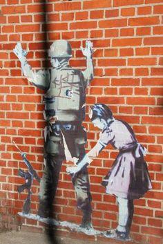 #Gdansk miastem murali Make Money Online Now, Graffiti Murals, 3d Street Art, Army, Creative, Street Art, Urban Art, Gi Joe, Military