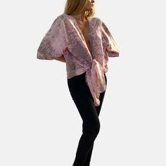 4 ways to wear a kimono designed by my friend Charlie H.