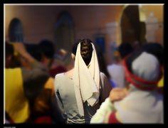 The white veil by Giancarlo Gallo