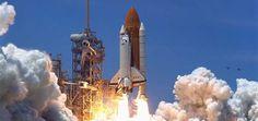 Lançamento de nave espacial no #kennedyspacecenter
