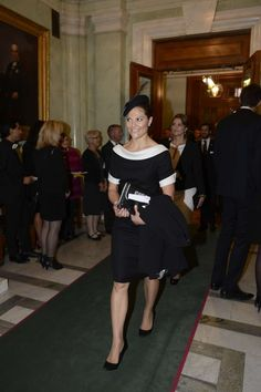 HRH Princess Victoria attends Sweden's opening of Parliament 9/17/13