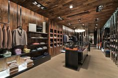 BSpoke store at Bayview Village by GHA Toronto Canada B.Spoke store at Bayview Village by GH+A, Toronto Canada