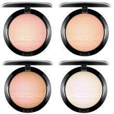 MAC 'In The Spotlight' Collection Extra Dimension Skinfinish shades in soft frost and beaming blush
