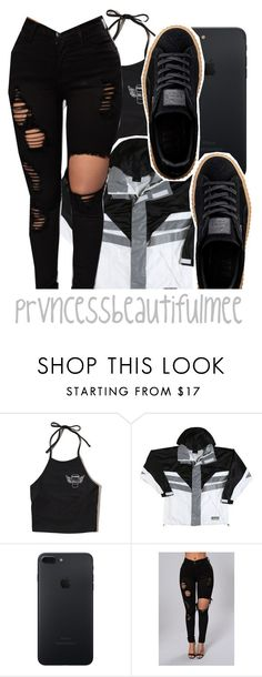 """"""""""" by prvncessbeautifulmee on Polyvore featuring Hollister Co. and Puma"""