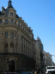Architecture Beaux Arts style - Buenos Aires Argentina beaux arts style.png