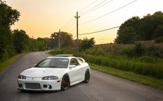 2G eclipse GSX