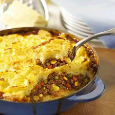 Shepards Pie...A must!! :)