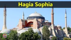 Best Tourist Attractions Places To Travel In Turkey | Hagia Sophia Destination Spot