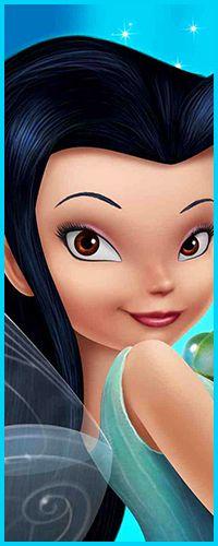 Феи Дисней: аватарки для Вконтакте