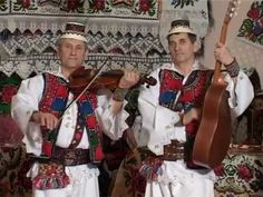 Fratii Florea - Invartita cu strigături Folk Music, Captain Hat, Traditional, Hats, Fashion, Moda, Hat, Fashion Styles, Fashion Illustrations